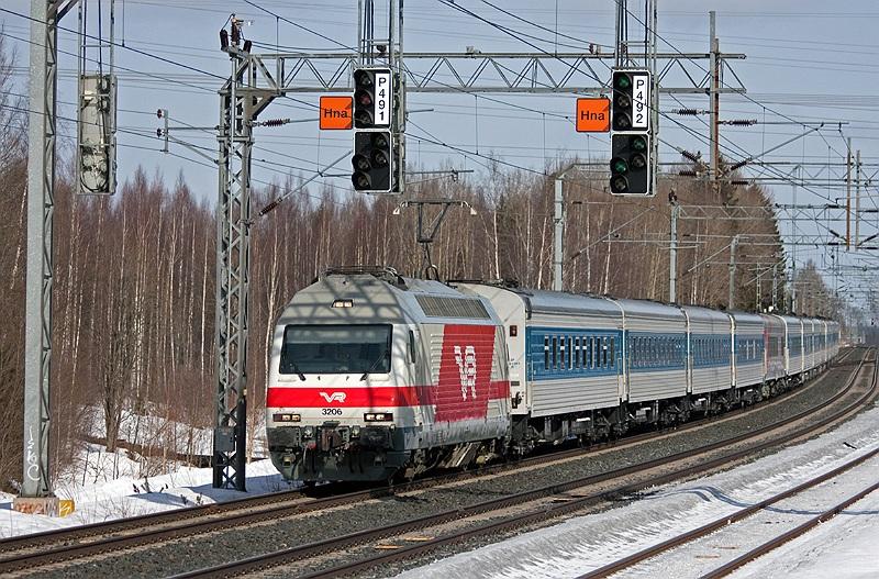 Поезд лев толстой москва хельсинки
