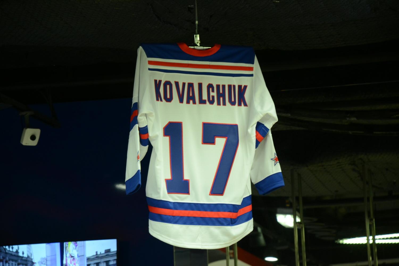 Футболка Ковальчука
