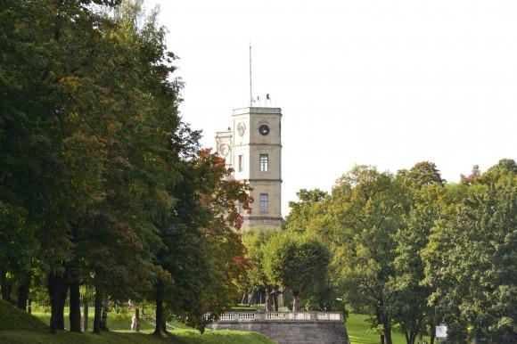 Башня Гатчинского дворца