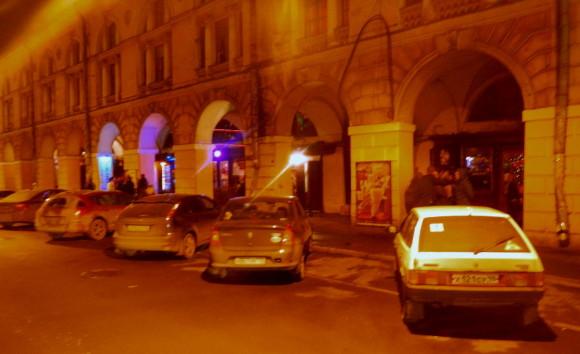 Думская улица в Петербурге