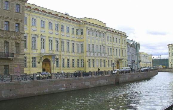 Музей-квартира Пушкина