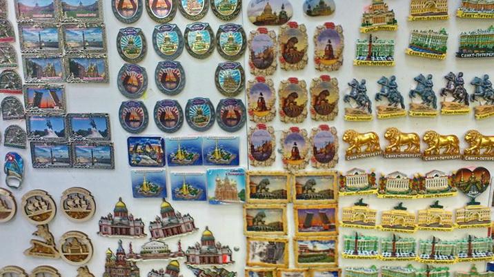 9fe556d3e2428 Сувениры из Петербурга