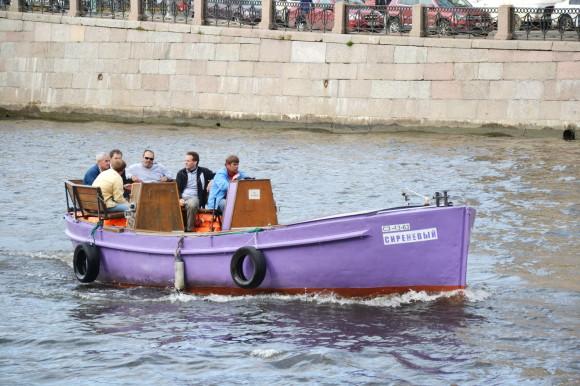Еще одна лодка