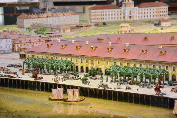первый городской торговый порт (Васильевский остров)