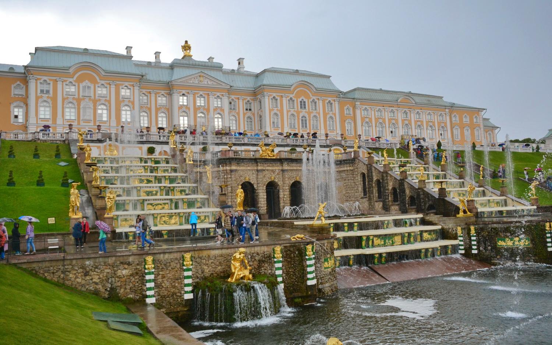 Петергоф - русский Версаль