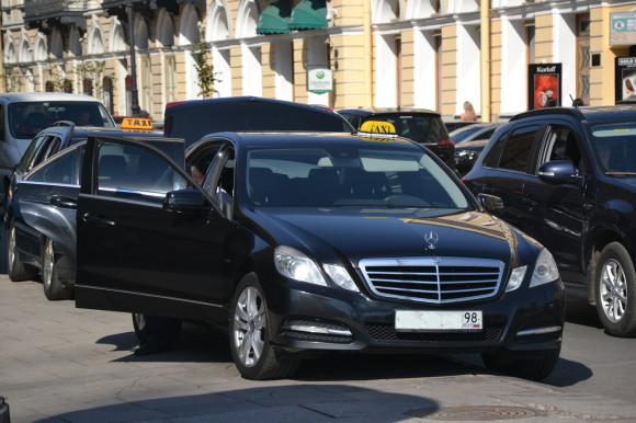 Такси бизнес-класса