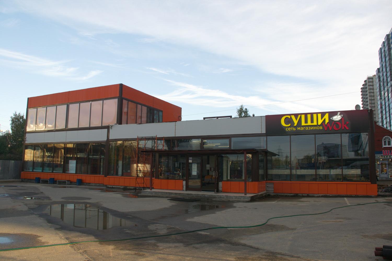 Автовокзал в Девяткино