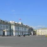 Dvortsovaya sq