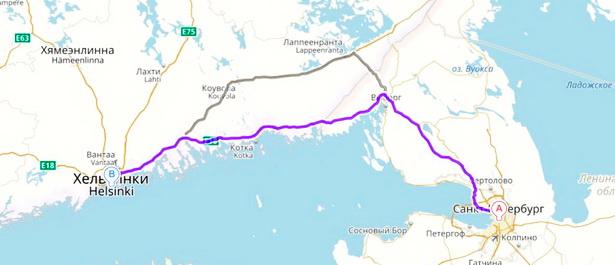 route-helsinki