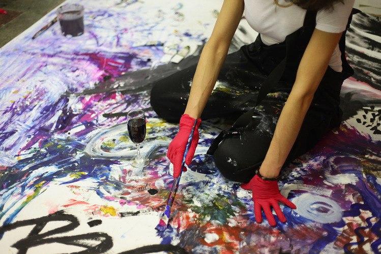 Уроки по рисованию карандашом, маслом и граффити