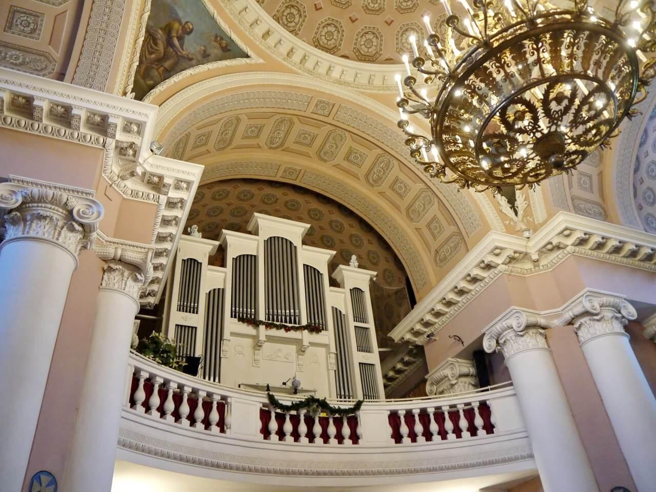Органный концерт в храме Святого Станислава