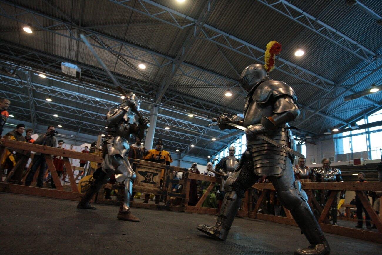 В фестивале примут участие участие более 1600 реконструкторов