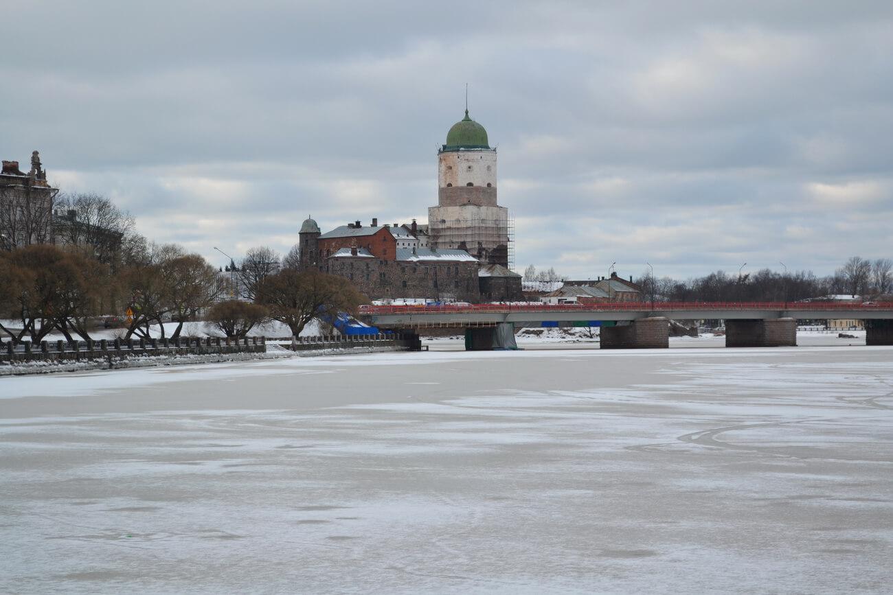 Выборг - один из самых романтичных городов России