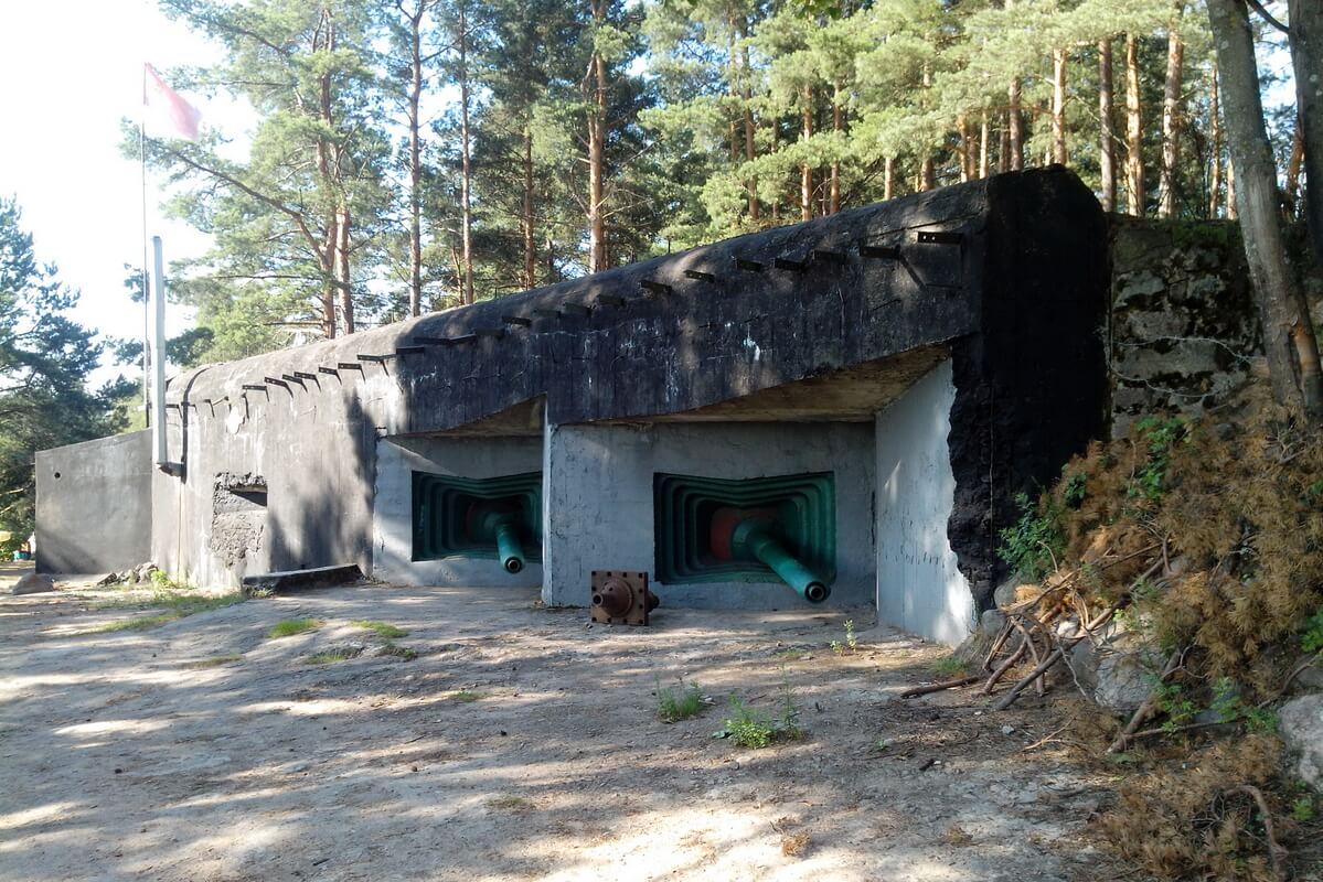 Музей `Сестрорецкий рубеж`