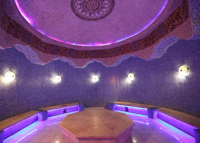 Бухарская баня в Питерлэнде