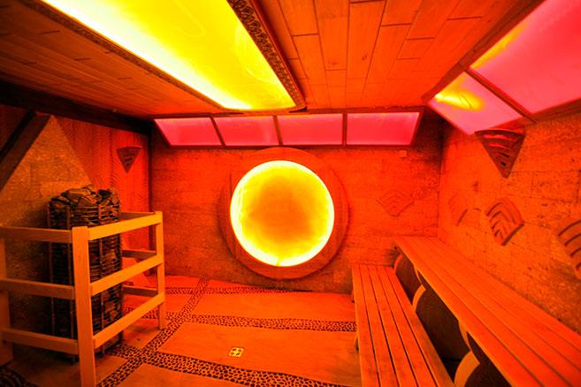 Египетская баня в Питерлэнде