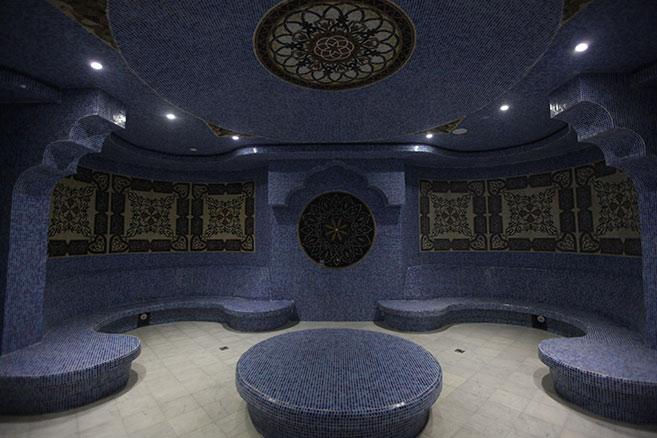 Турецкая баня в Питерлэнде