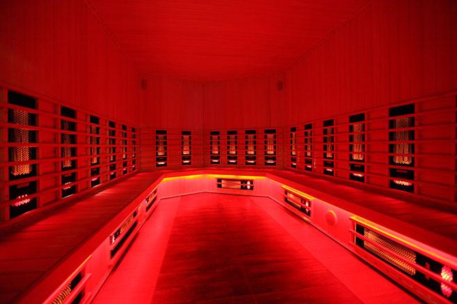 Инфракрасная сауна в Питерлэнде