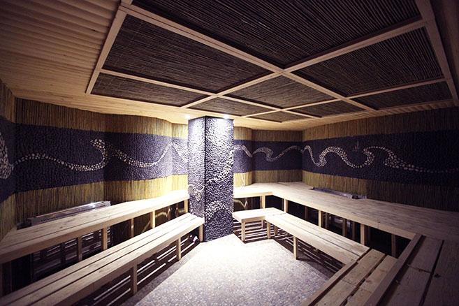 Японская баня в Питерлэнде
