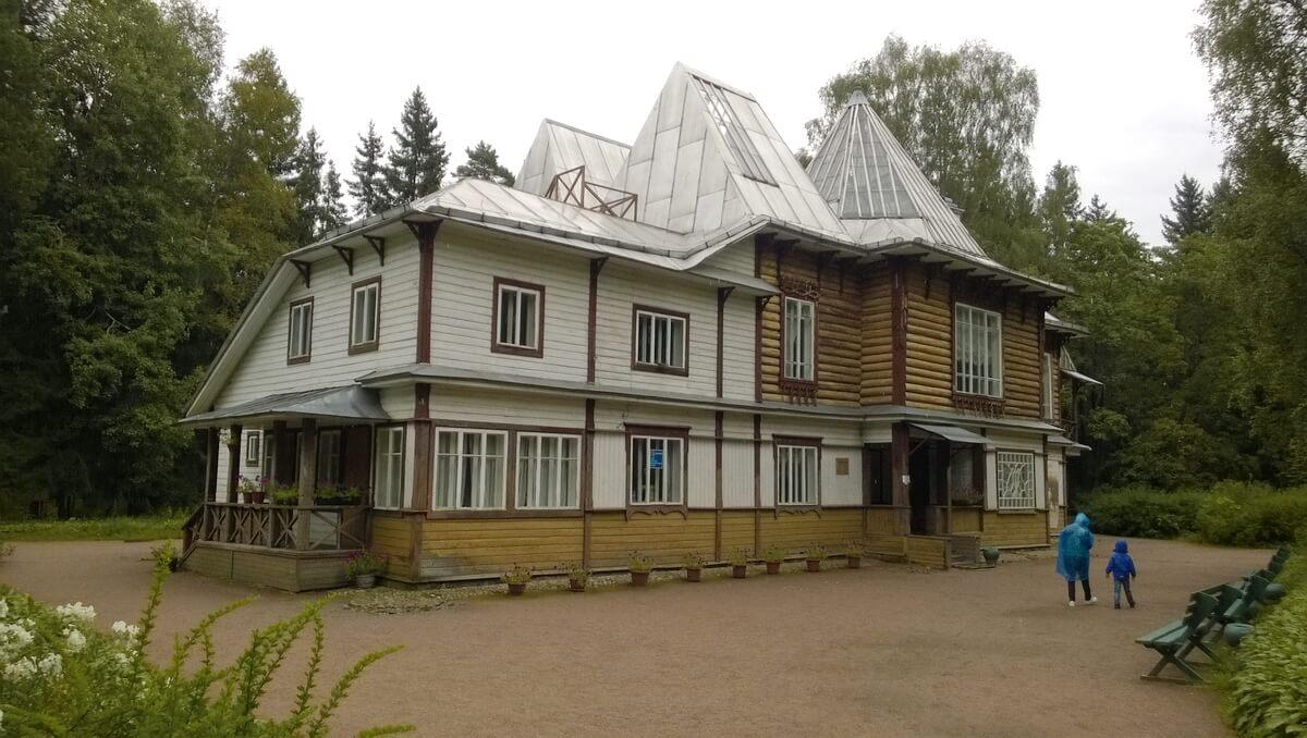 Музей-усадьба И. Е. Репина `Пенаты`