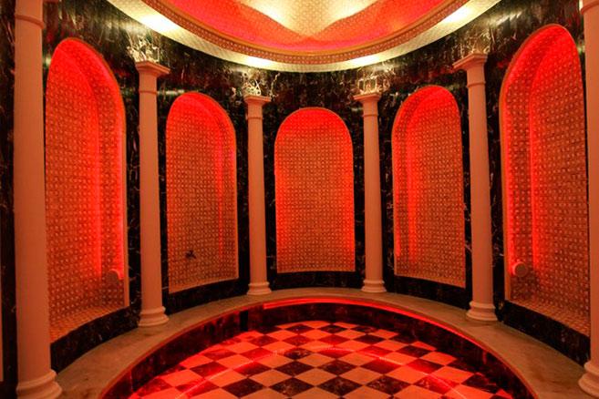 Римская баня в Питерлэнде