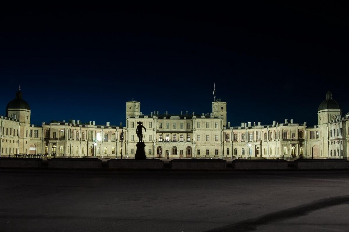 Гатчинский дворец