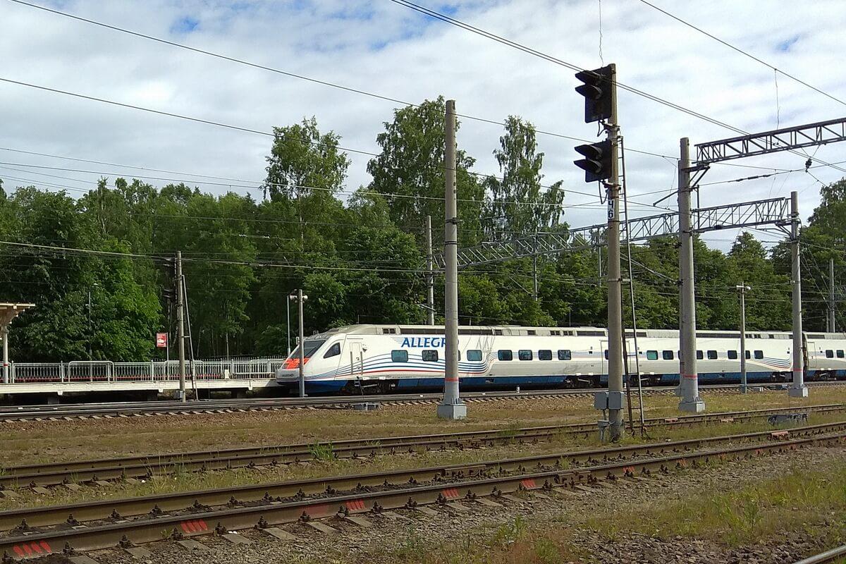 Поезд Allegro