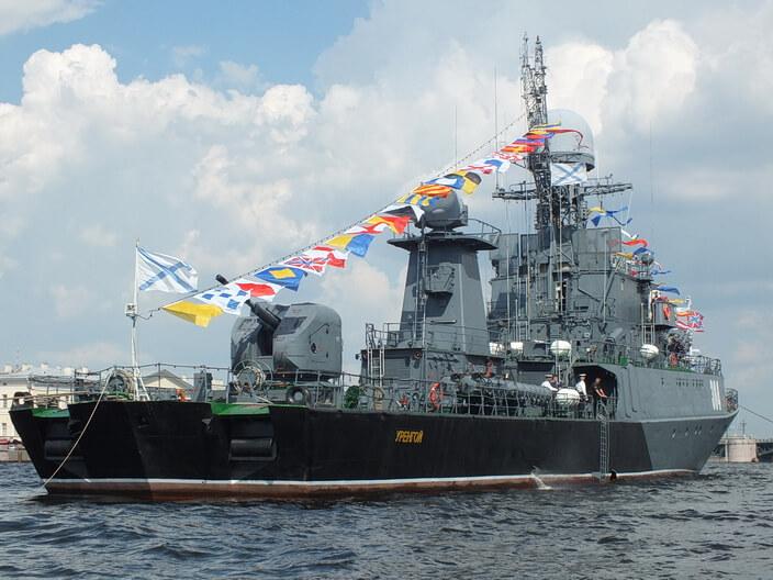 День ВМФ в СПб