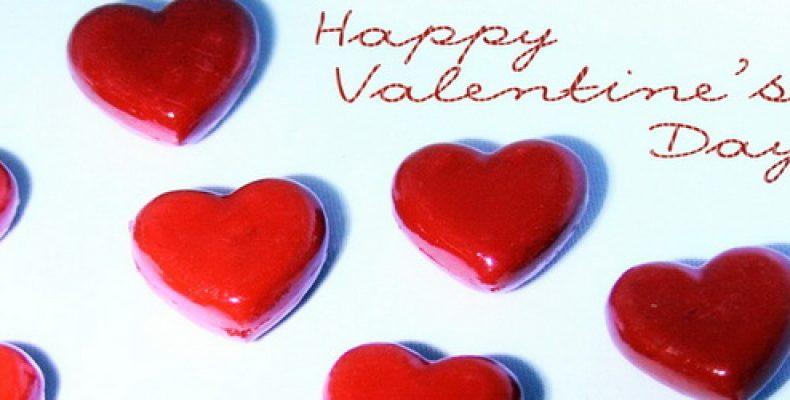Сценарии на День всех влюбленных