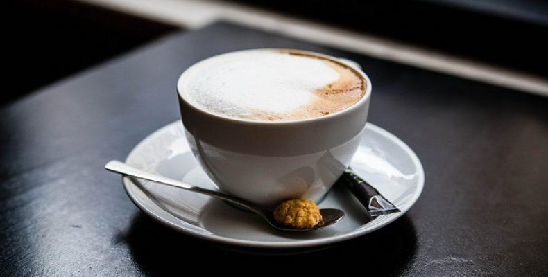 У Петербурга, оказывается, теперь есть собственный кофе