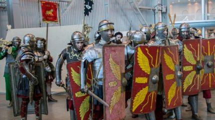 Фестиваль средневековой реконструкции РЕКОН пройдет 23-24 февраля 2018