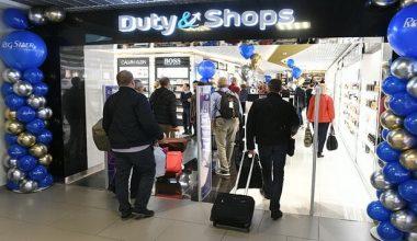 В Пулково открыли «дьютик» наоборот — для внутренних рейсов
