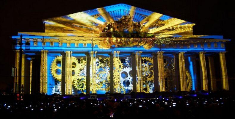 Фейерверк и лазерное шоу на фестивале огня «Рождественская звезда» 7 и 8 января