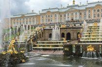 Осенний праздник фонтанов в Петергофе состоится 20 и 21 сентября