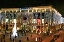 Куда пойти за покупками в центре Петербурга?