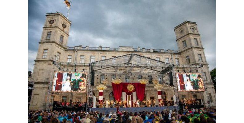 Гатчина устраивает фестиваль оперетты