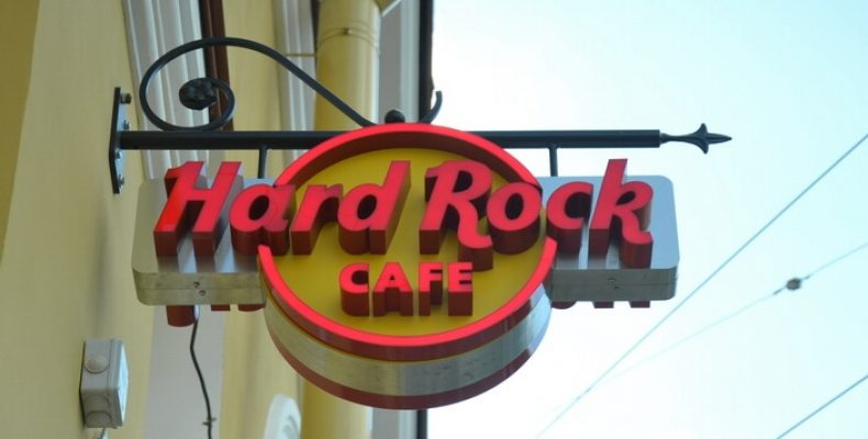 Hard Rock Café откроется в Петербурге уже второй раз 20 сентября