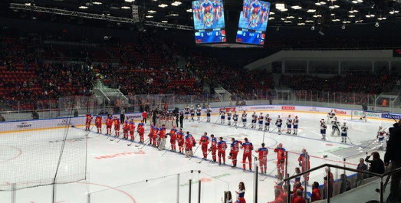 Чемпионат мира по хоккею 2016 в Петербурге