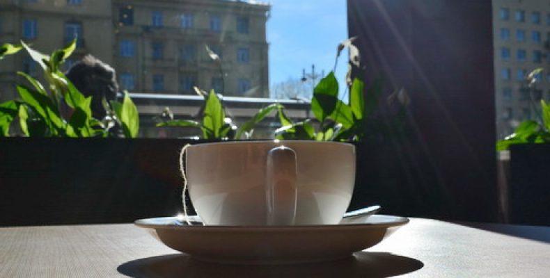 Кофейни Санкт-Петербурга