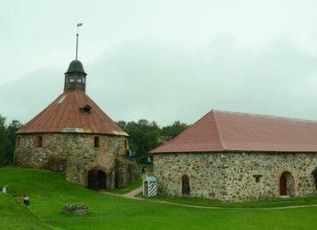 Как добраться до Приозерска и крепости Корела