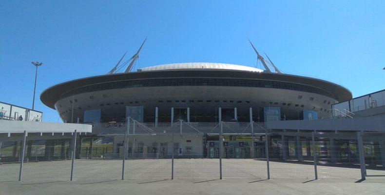 Туристы срочно скидывают билеты на матч между Швецией и Швейцарией в Петербурге