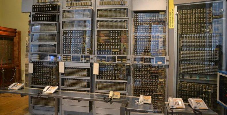 Музей связи зовет посмотреть на старые компьтеры Apple и погрузиться в виртуальную реальность