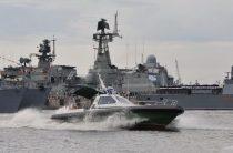 Военно-Морской салон состоится в Ленэкспо с 28 июня по 2 июля