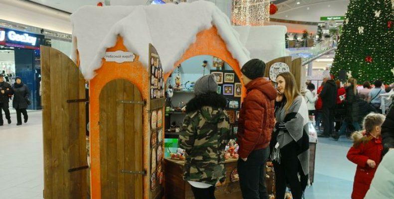 Новогодние и рождественские ярмарки в СПб 2017-2018