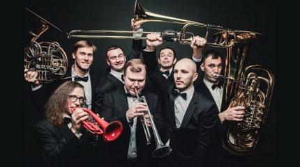 Концерт «Мировые Рок-хиты» в исполнении оркестра Olympic Brass 25 августа в Анненкирхе