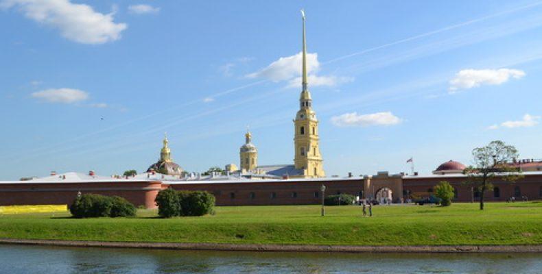 Открытые хранения в Петропавловской крепости