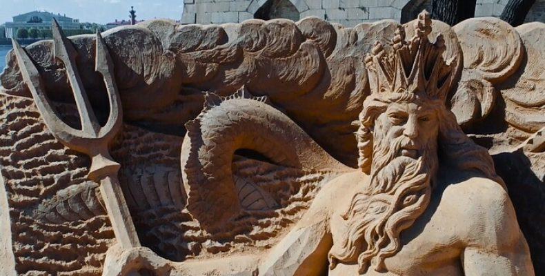 Фестиваль песчаных скульптур в Петропавловской крепости c 25 мая по 8 сентября