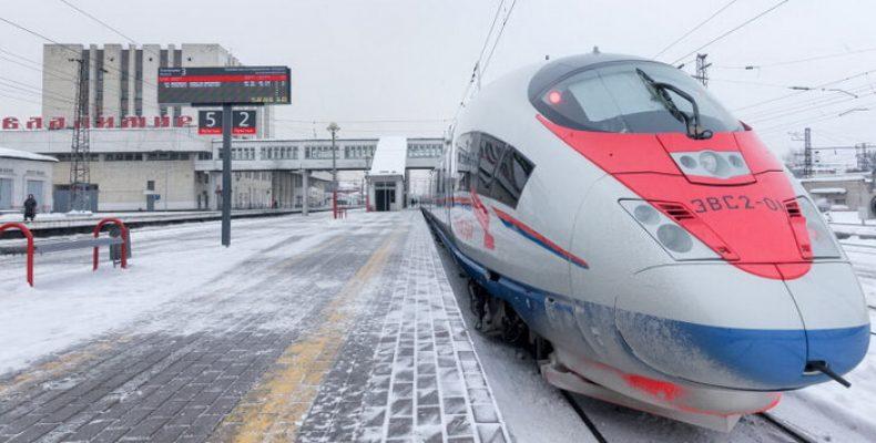 Махнуть на «Сапсане» в Нижний Новгород в марте можно будет за полцены