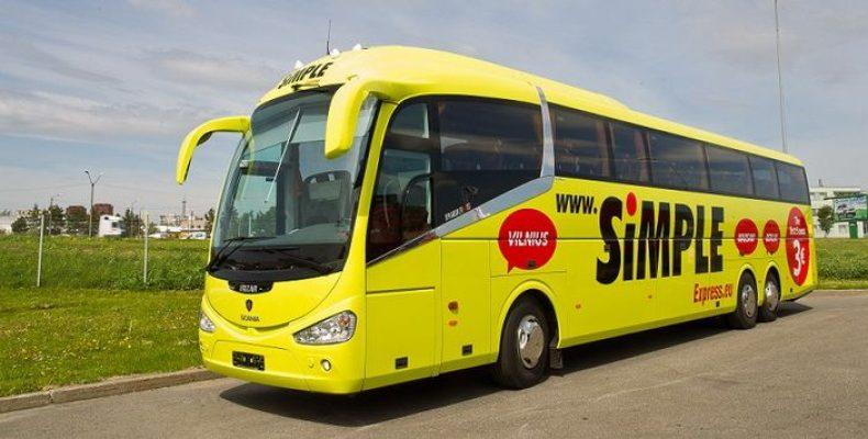 Lux Express убирает дешевые автобусы на линии Петербург — Таллин