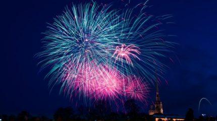 День города в Петербурге. Программа ключевых мероприятий на 24-26 мая